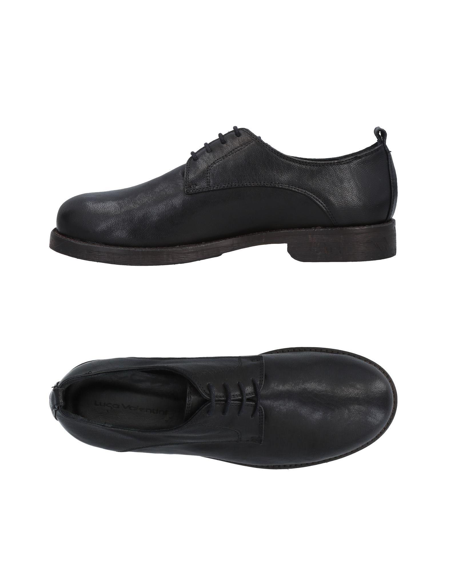 Stilvolle billige Schuhe Luca Valentini Schnürschuhe Damen  11264645DH
