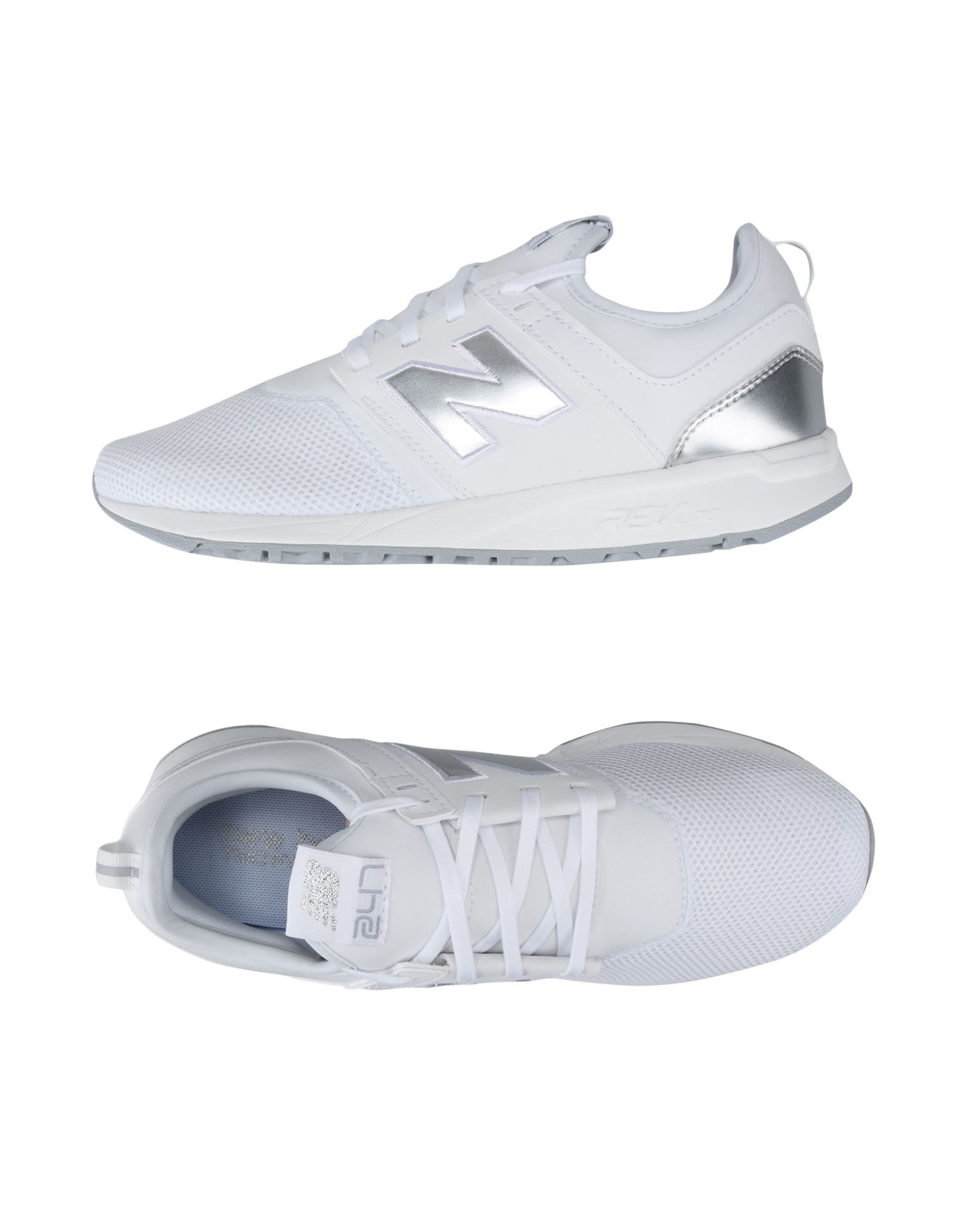 New Balance 247 White Silver Pack  11264701DF Gute Qualität beliebte Schuhe