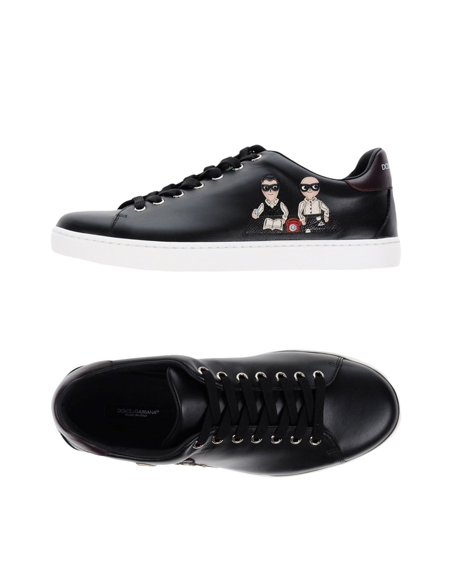 Sneakers Dolce & Gabbana Homme - Sneakers Dolce & Gabbana sur