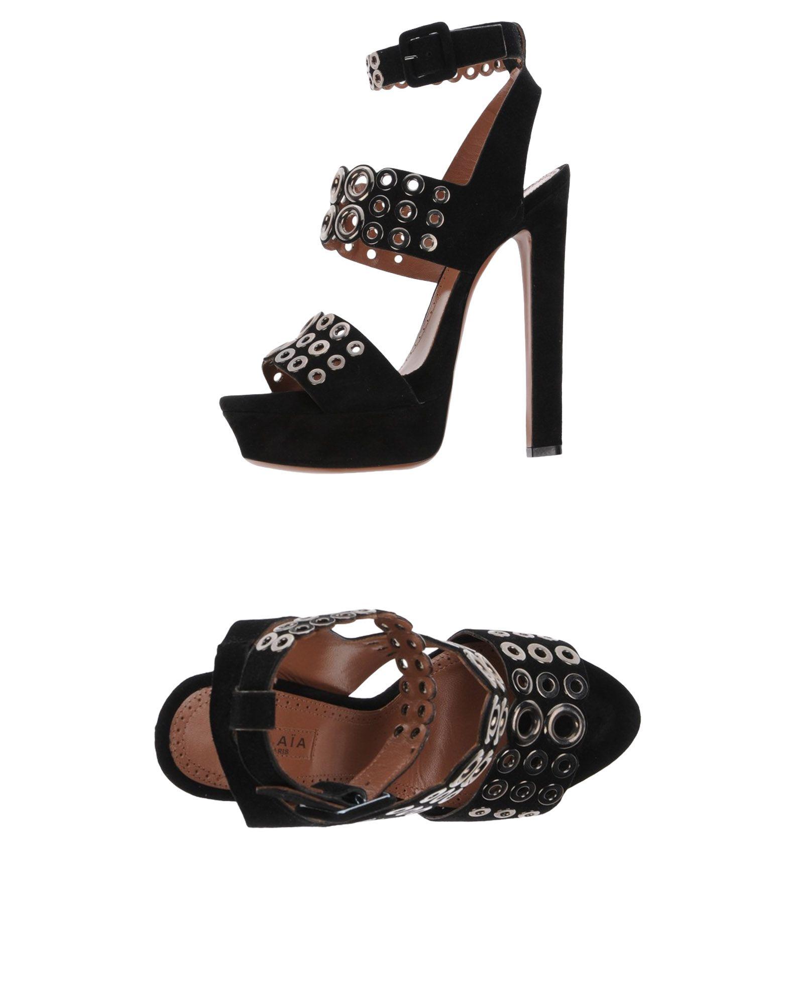 Alaïa Sandalen Damen Schuhe  11264963VKGünstige gut aussehende Schuhe Damen fa5e37
