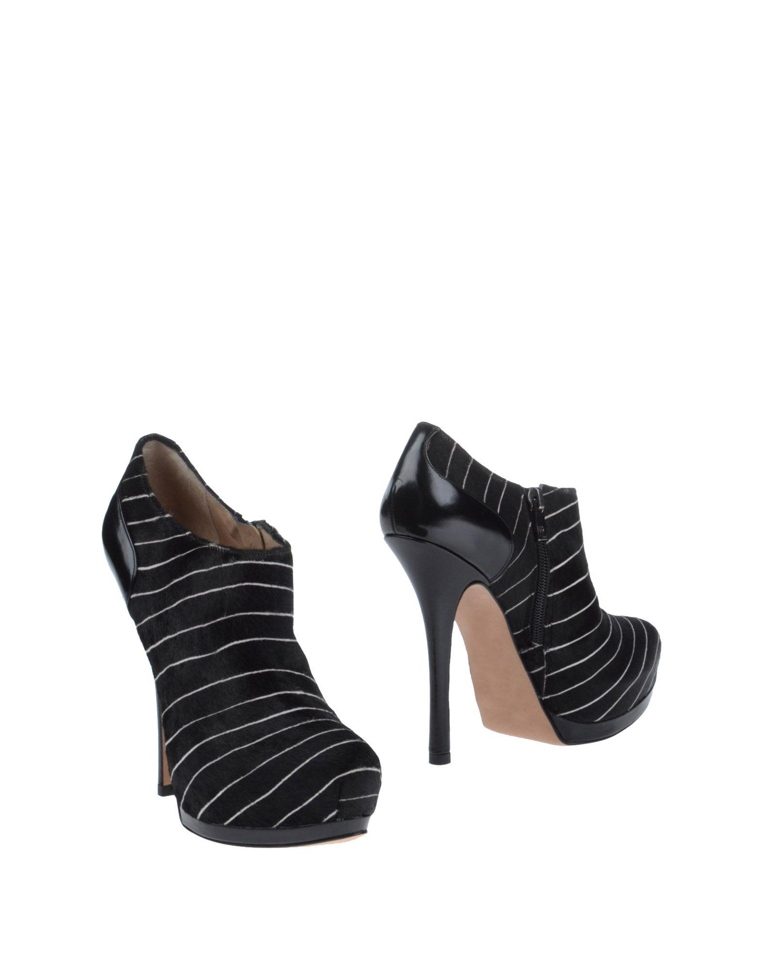 Stilvolle billige Schuhe Pura López Stiefelette Damen  11264965WD