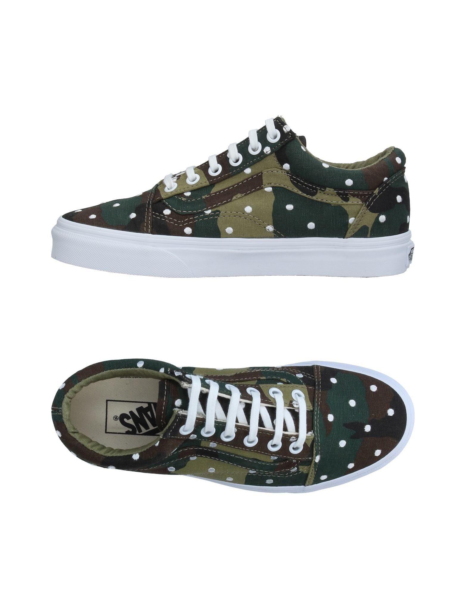 Rabatt echte Schuhe Vans Sneakers Herren  11265019LA