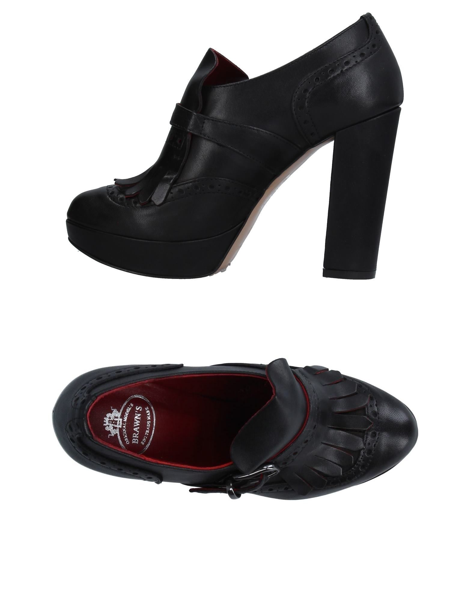 Brawn s Mokassins Damen 11265297TW Gute beliebte Qualität beliebte Gute Schuhe 8fdfb3
