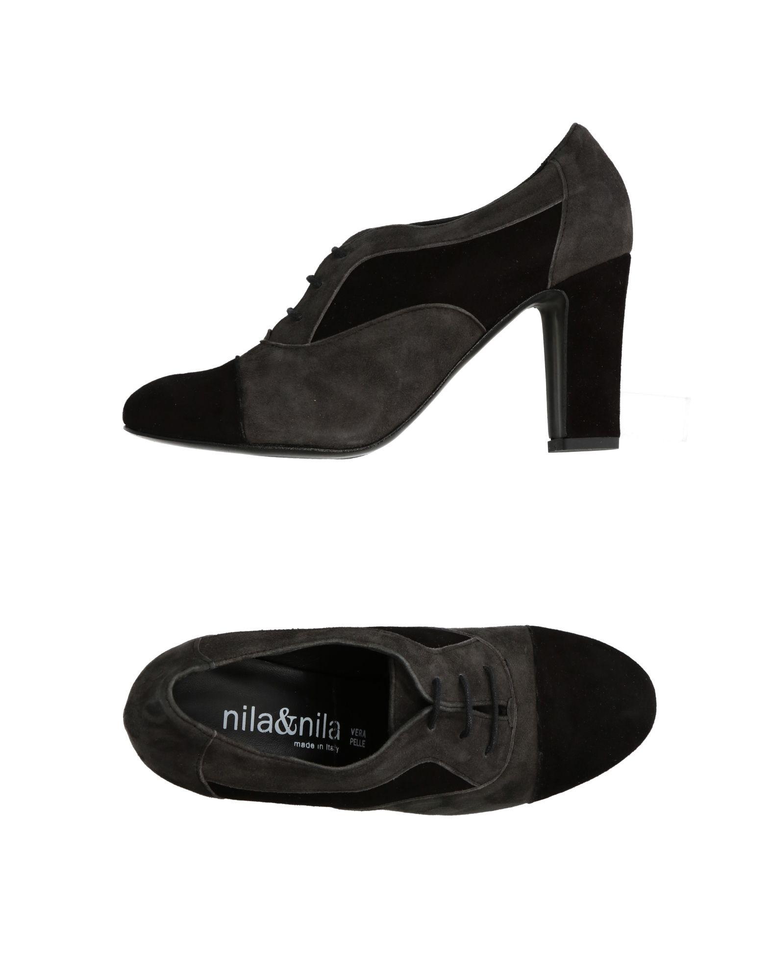 Chaussures À Lacets Nila & Nila Femme - Chaussures À Lacets Nila & Nila sur