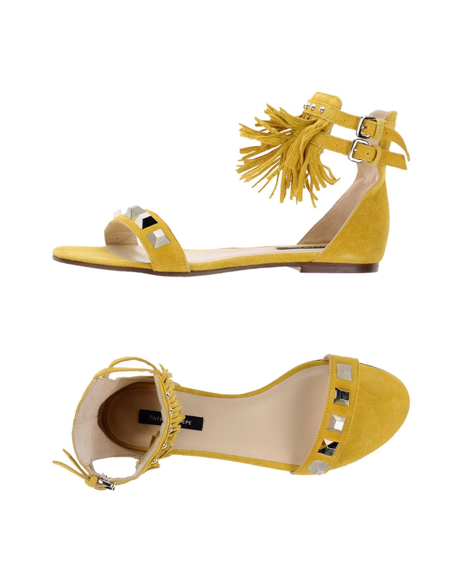Gut um billige Schuhe zu tragenPatrizia Pepe Sandalen Damen  11265403IN