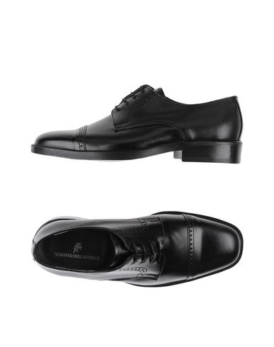 NEW ROBERTO DELLA CROCE MENS LACED SHOES