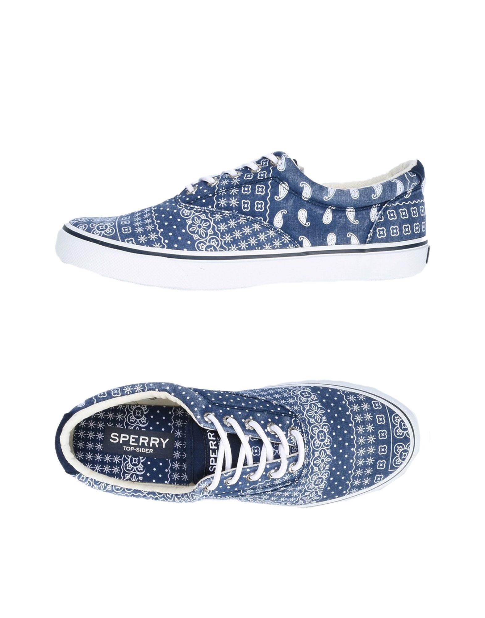 Sneakers Sperry Top-Sider Striper Ll Cvo Bandana - Uomo - 11265535FM