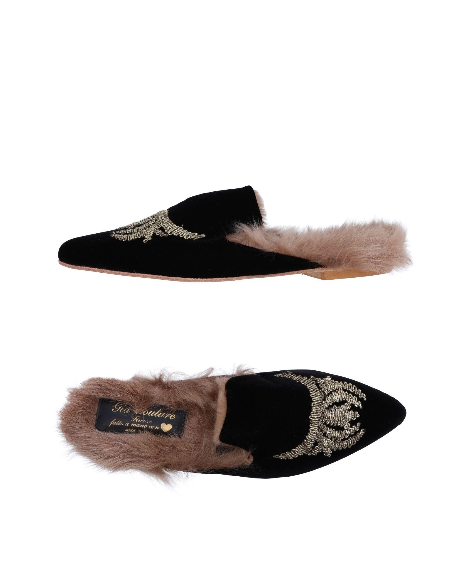 Gia Couture Neue Hausschuhe Damen  11265623TF Neue Couture Schuhe e6cd7c