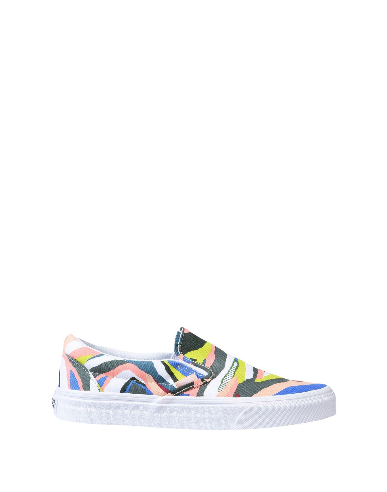 Sneakers Vans Ua Classic Slip-On - Abstract Horizon - Femme - Sneakers Vans sur
