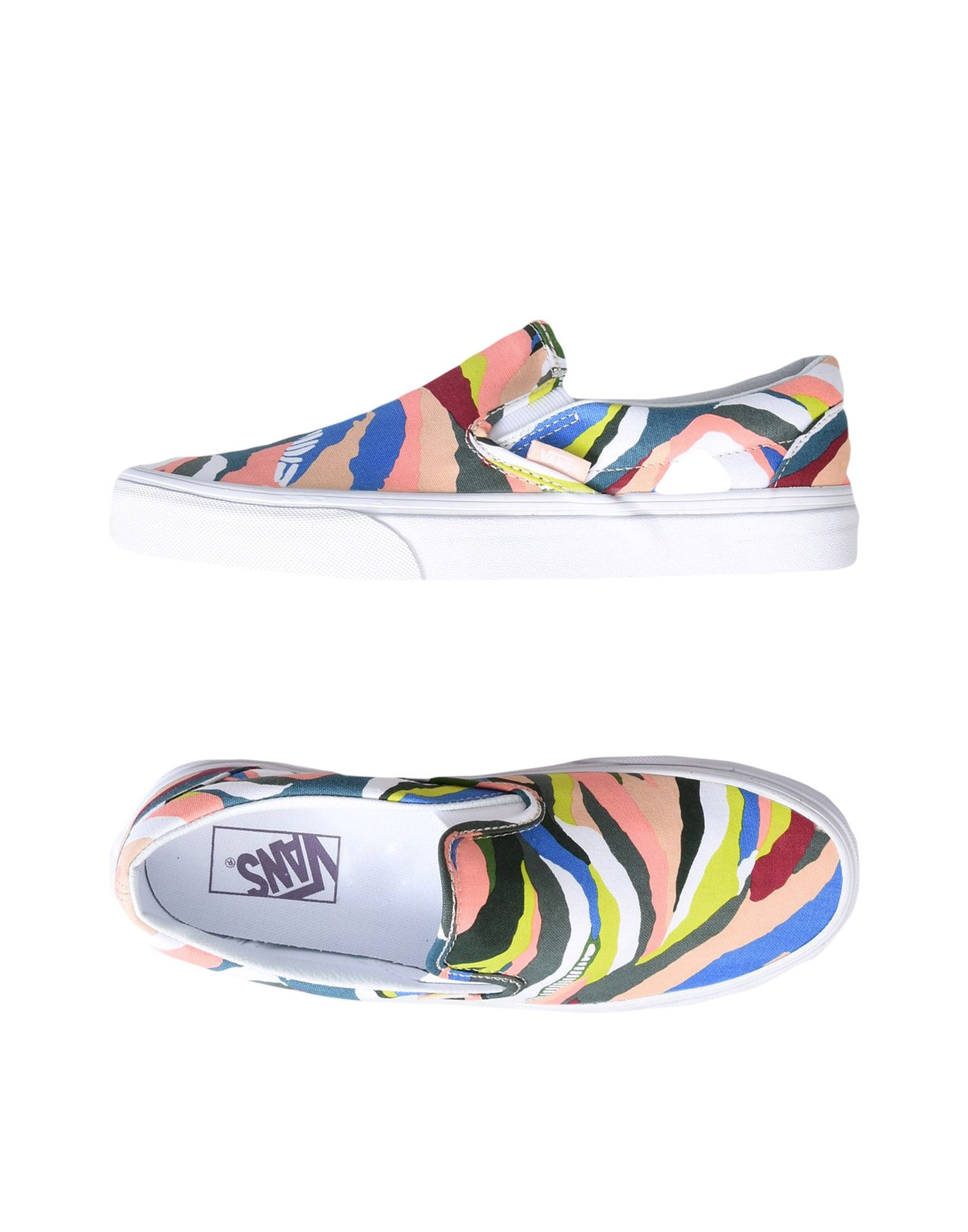 Scarpe Horizon da Ginnastica Vans Ua Classic Slip-On - Abstract Horizon Scarpe - Donna - 11265803VI 95244e
