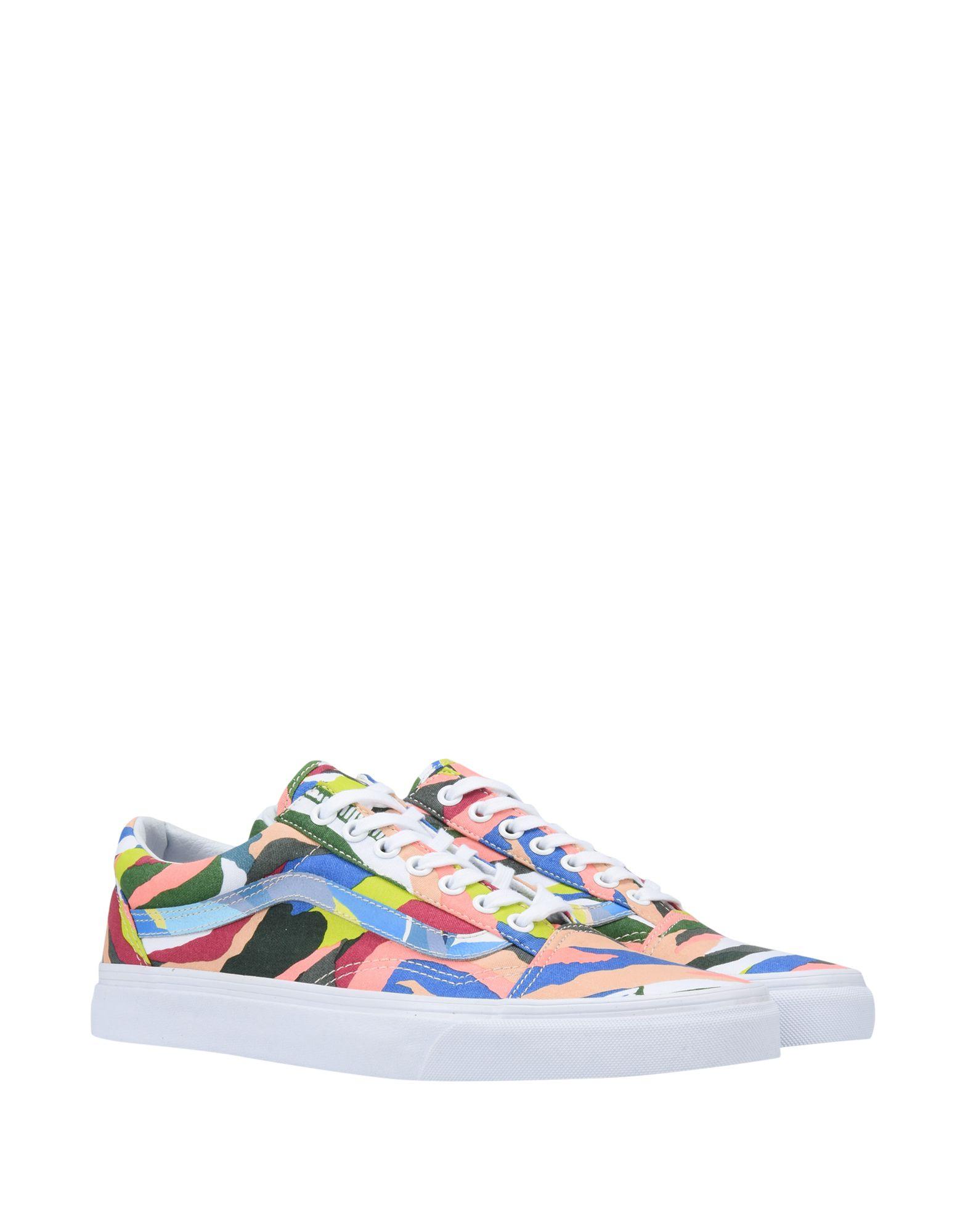 Sneakers Vans Ua Old Skool - Abstract Horizon - Femme - Sneakers Vans sur