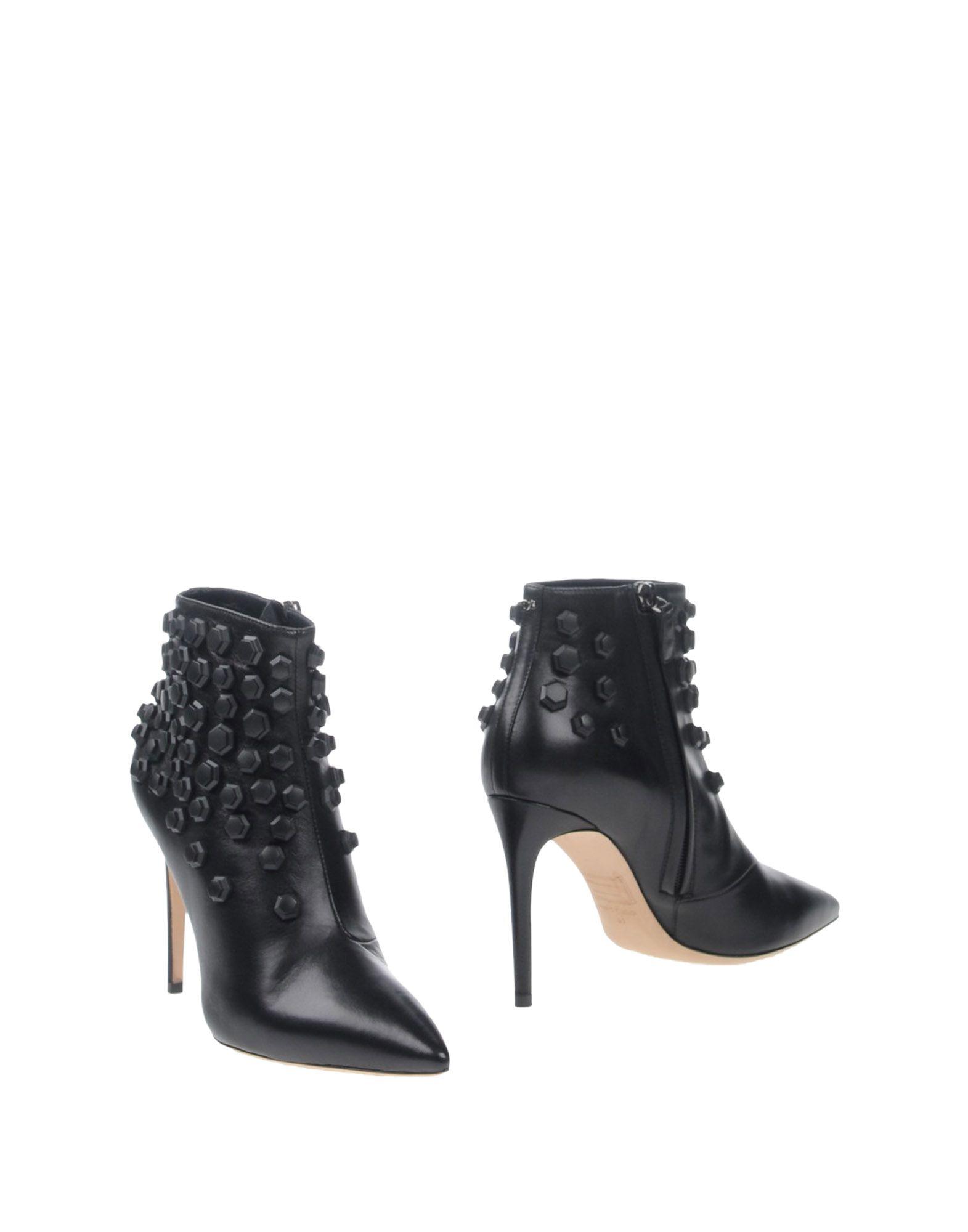 Dsquared2 Stiefelette aussehende Damen  11265980AGGünstige gut aussehende Stiefelette Schuhe 90705d