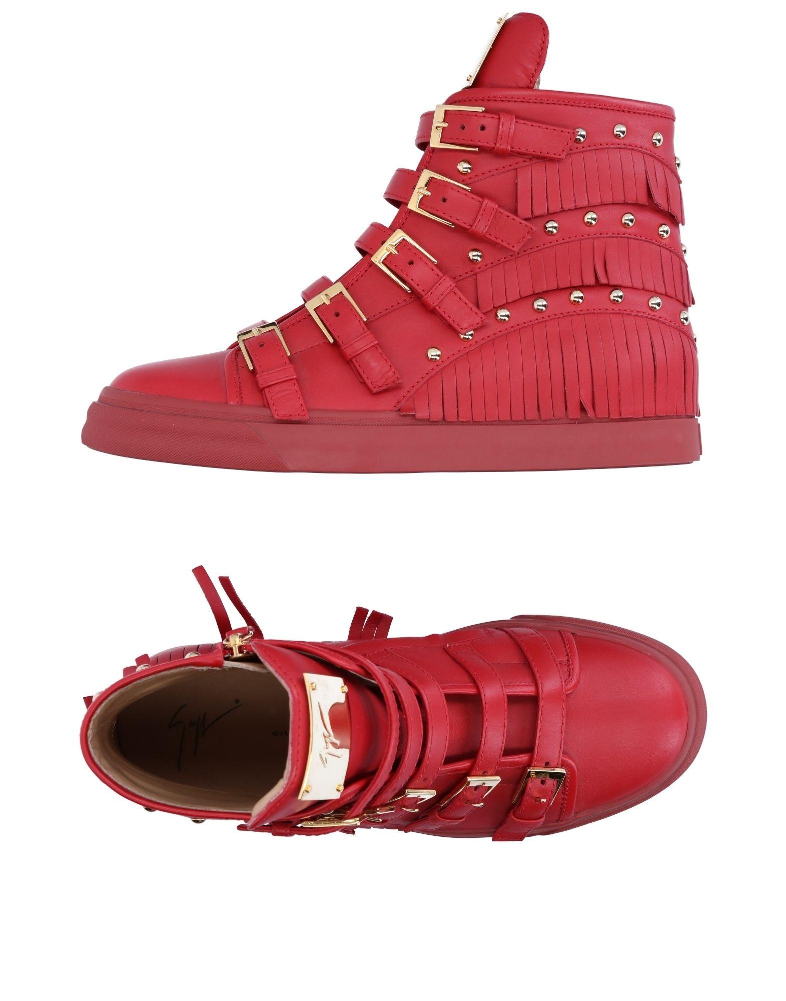 Giuseppe Zanotti gut Sneakers Damen  11265985DUGünstige gut Zanotti aussehende Schuhe 4aceb8