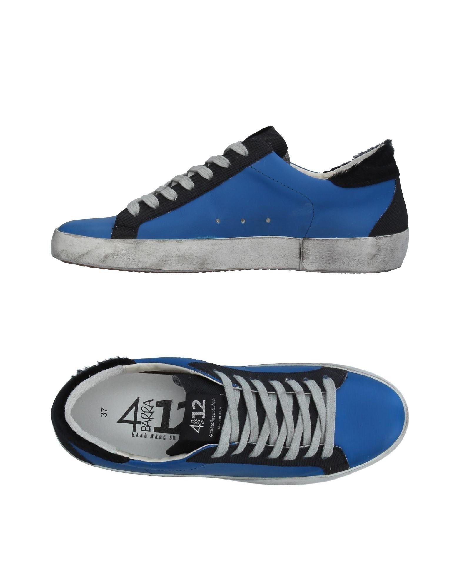 Quattrobarradodici Sneakers Damen  11266052RD Gute Qualität beliebte Schuhe