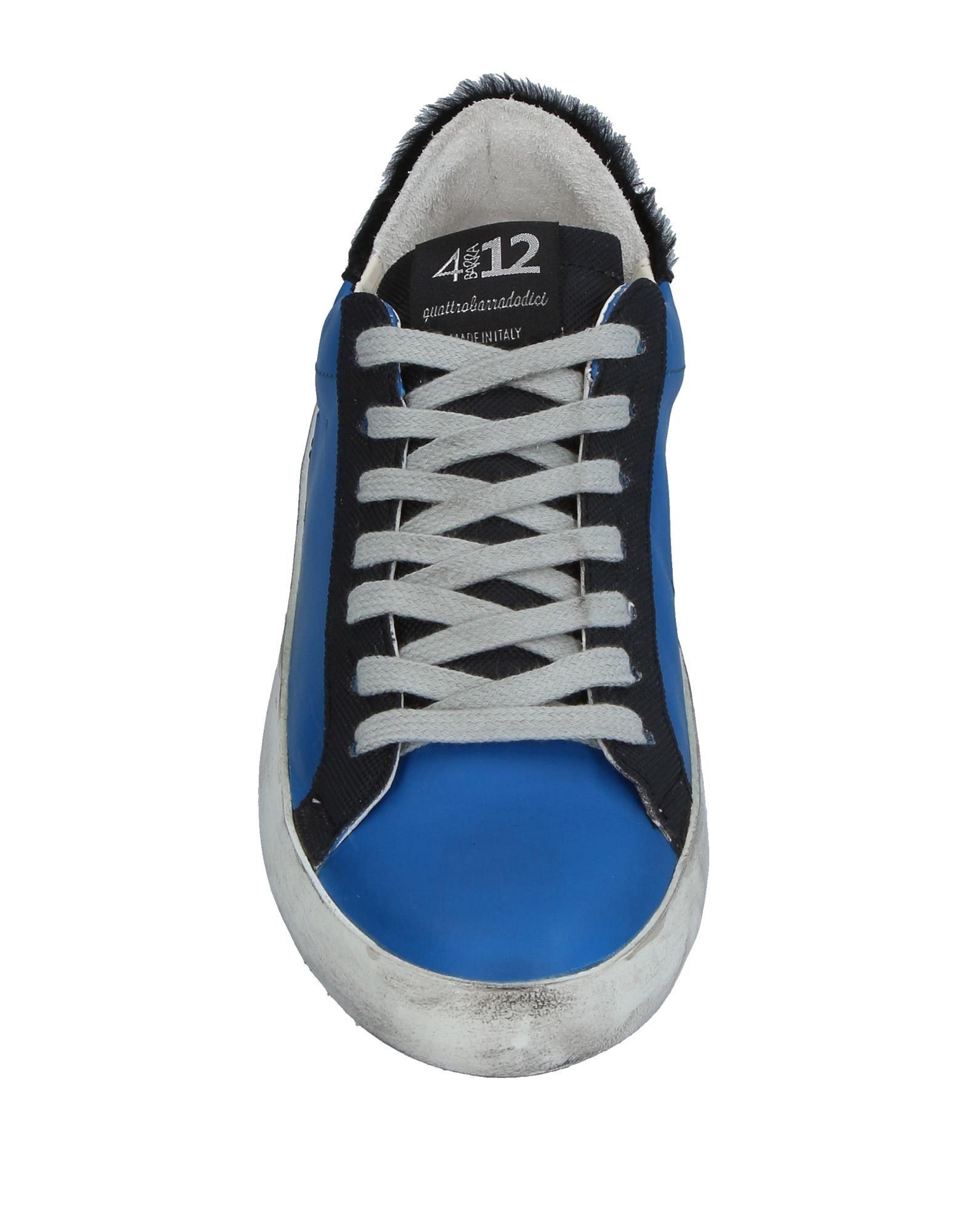 Quattrobarradodici Gute Sneakers Damen  11266052RD Gute Quattrobarradodici Qualität beliebte Schuhe 6608b4