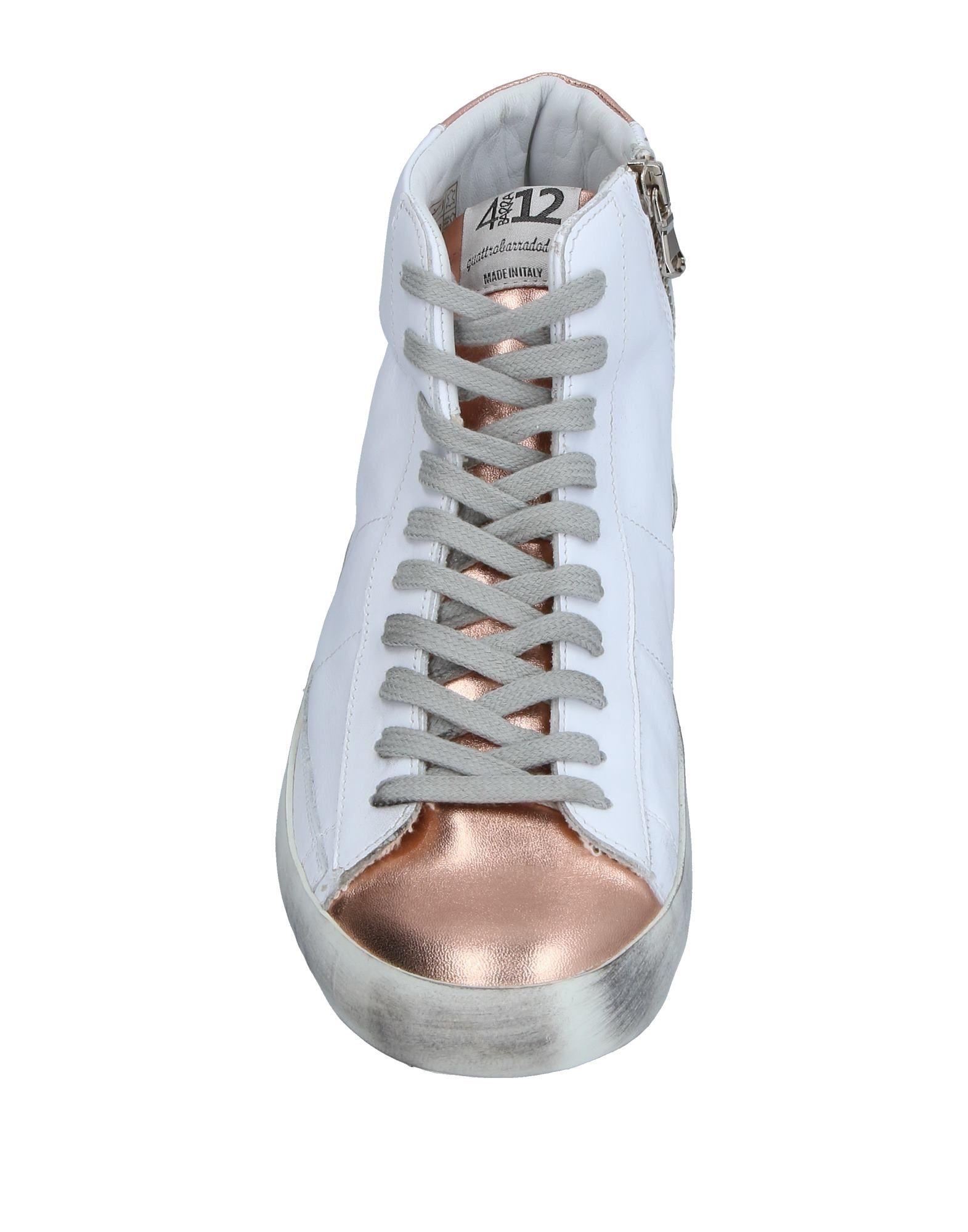 Quattrobarradodici Gute Sneakers Damen  11266072AG Gute Quattrobarradodici Qualität beliebte Schuhe 5076d6