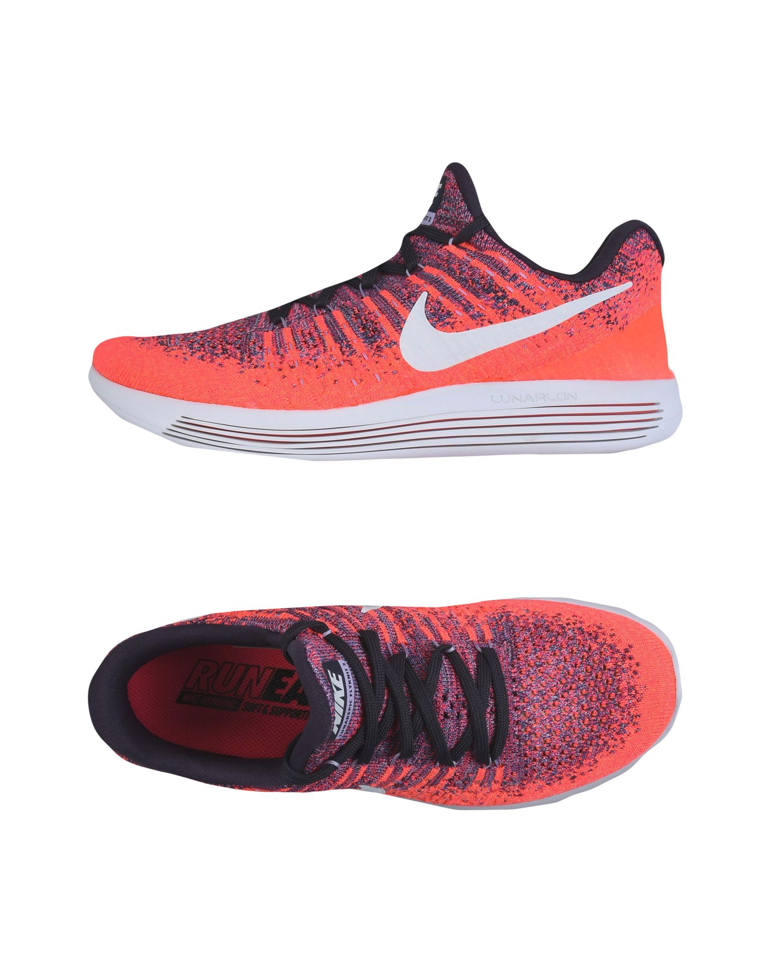 best sneakers 2d401 2cf85 ... where to buy nike lunarepic low flyknit 2 sneakers women nike sneakers  online on yoox latvia