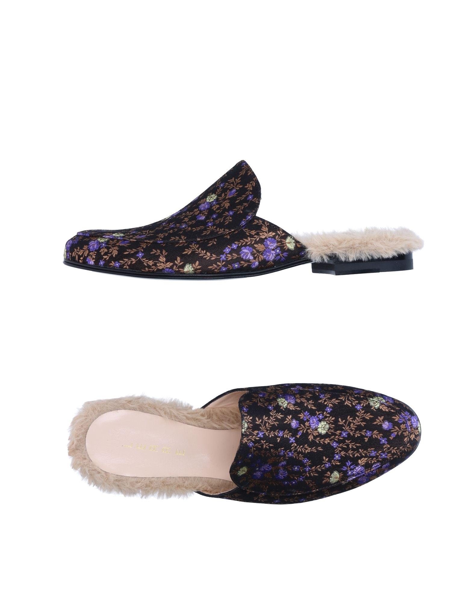 Gut um billige Schuhe zu tragenLerre Pantoletten Damen  11266353KH