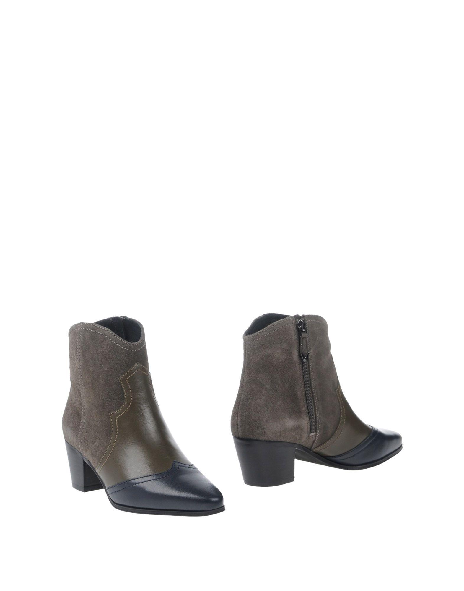 What For Stiefelette Damen  11266763IK Gute Qualität beliebte Schuhe