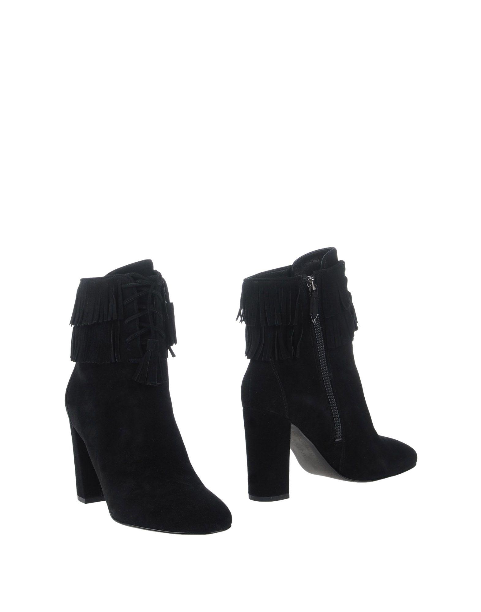 Stilvolle Stiefelette billige Schuhe What For Stiefelette Stilvolle Damen  11266786GW 08c644
