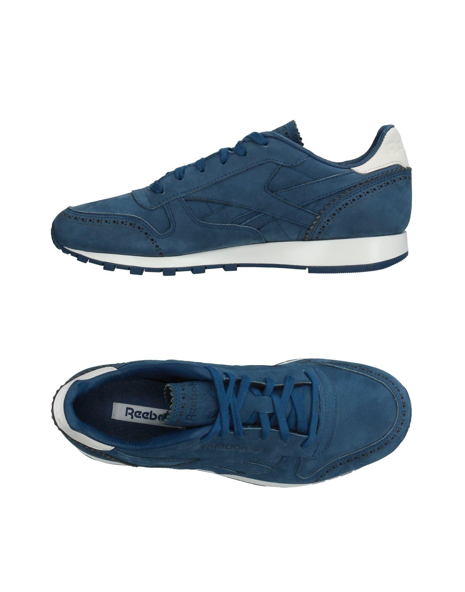 Moda Sneakers Reebok Uomo - 11266790CV