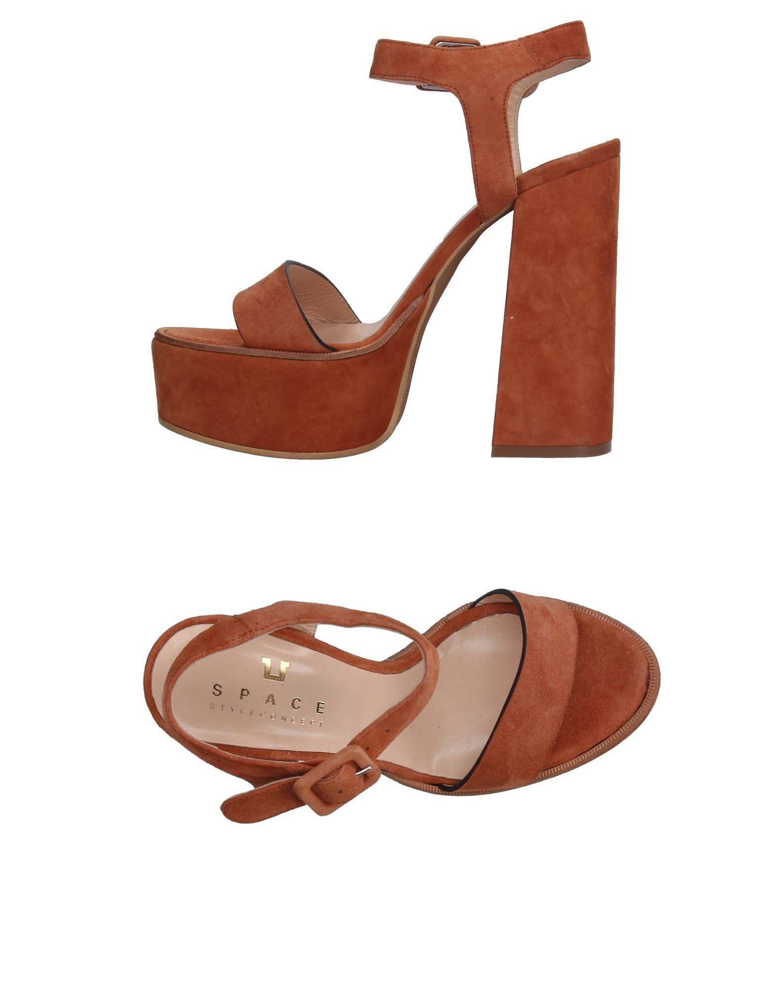 Space Style Concept Sandalen Damen  11266806SO Gute Qualität beliebte Schuhe