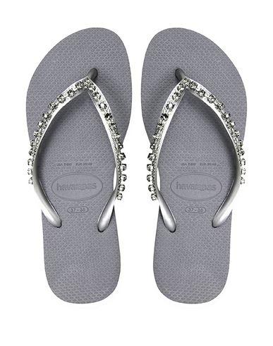 c29438cf7 Havaianas Hav. Slim Rock Mesh - Flip Flops - Women Havaianas Flip ...