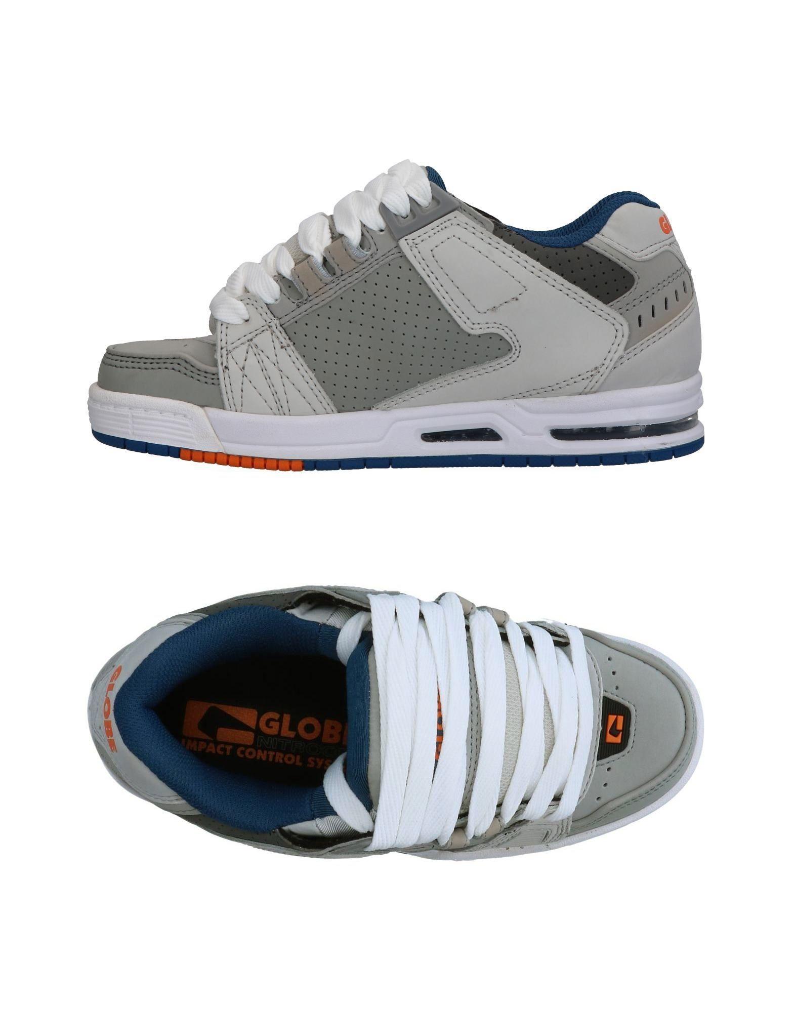 Sneakers Globe Homme - Sneakers Globe  Gris clair Confortable et belle