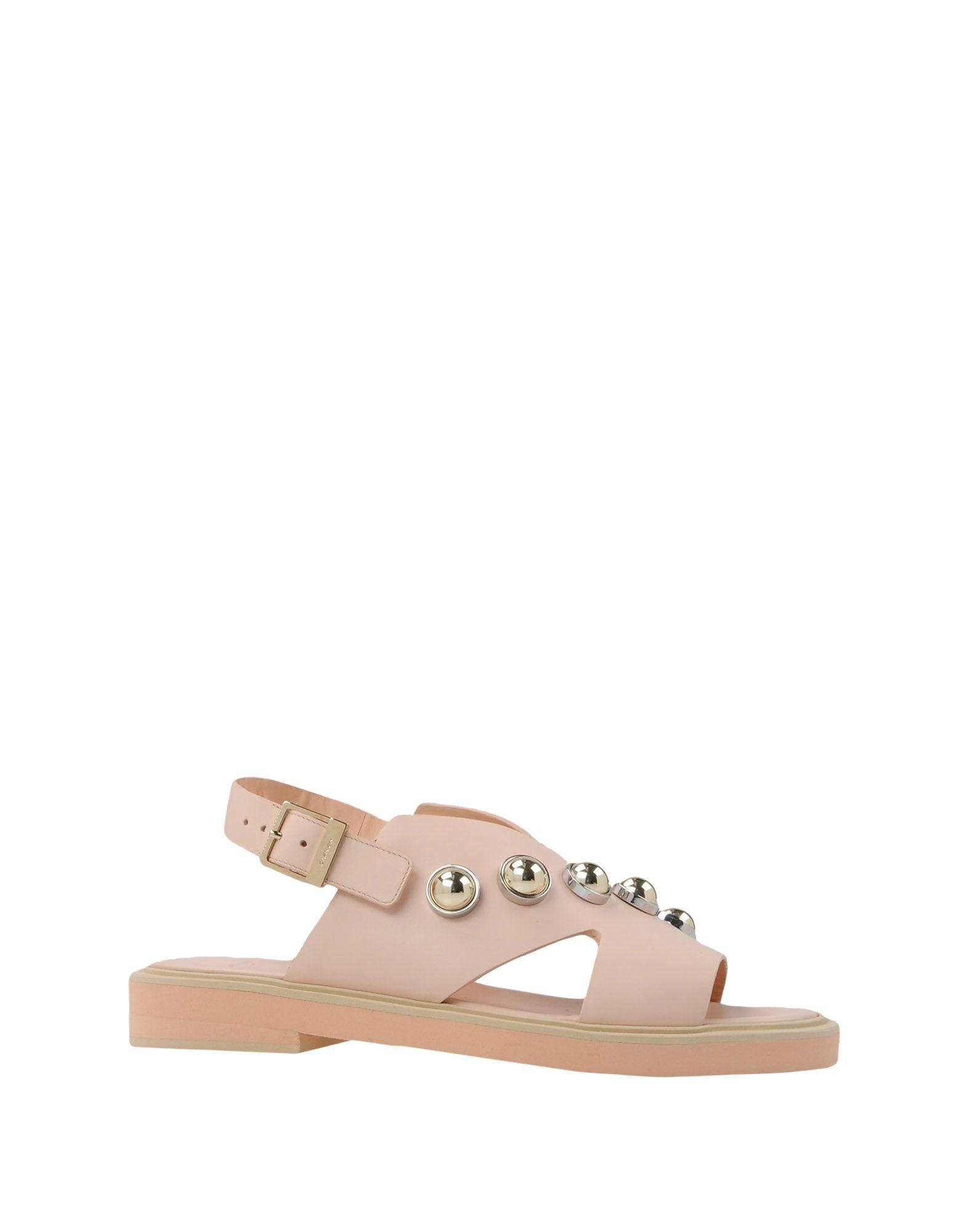 Rabatt  Schuhe Carven Sandalen Damen  Rabatt 11267053OD 8dfc95