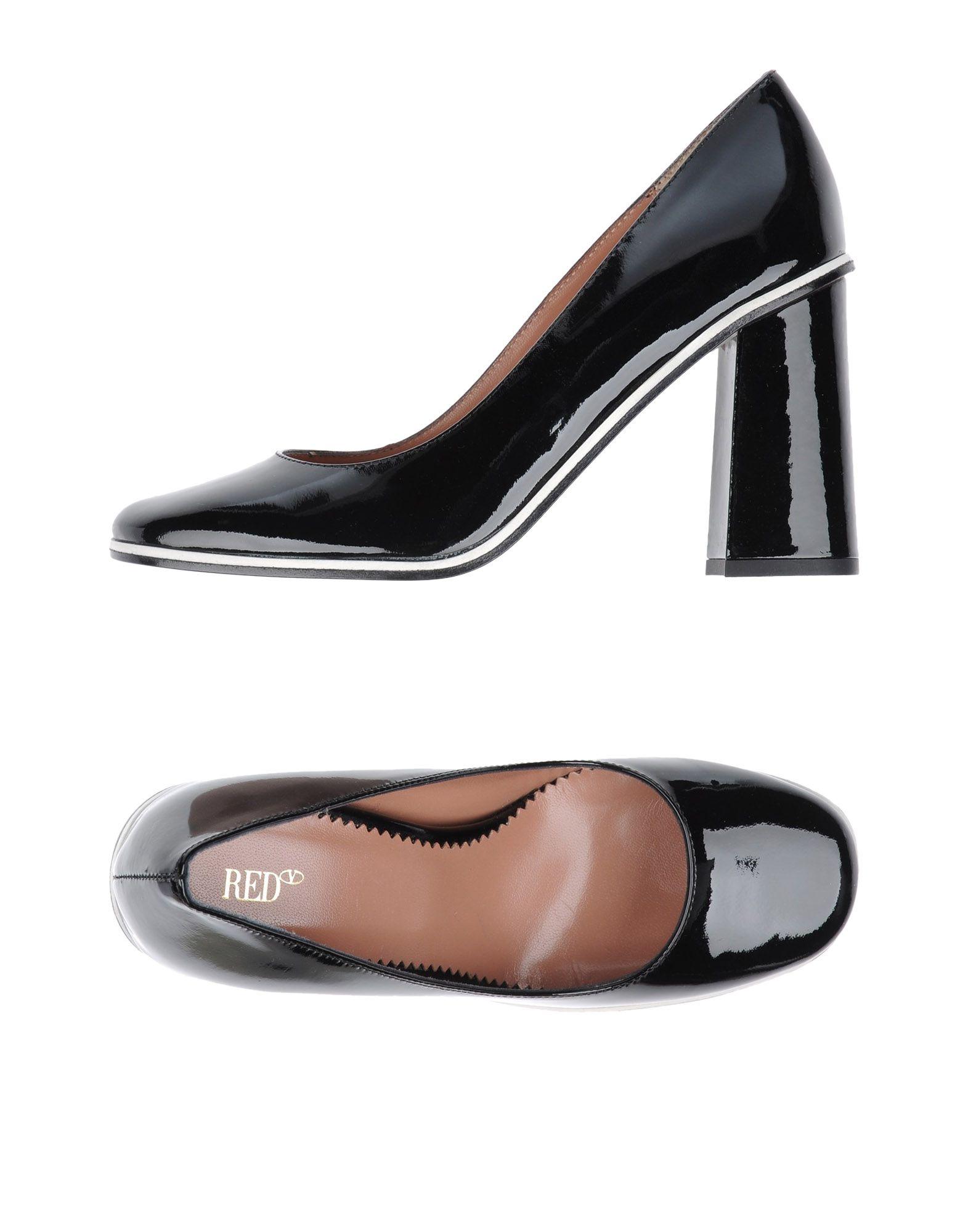 Red(V) Pumps Damen  11267191RRGut aussehende strapazierfähige Schuhe