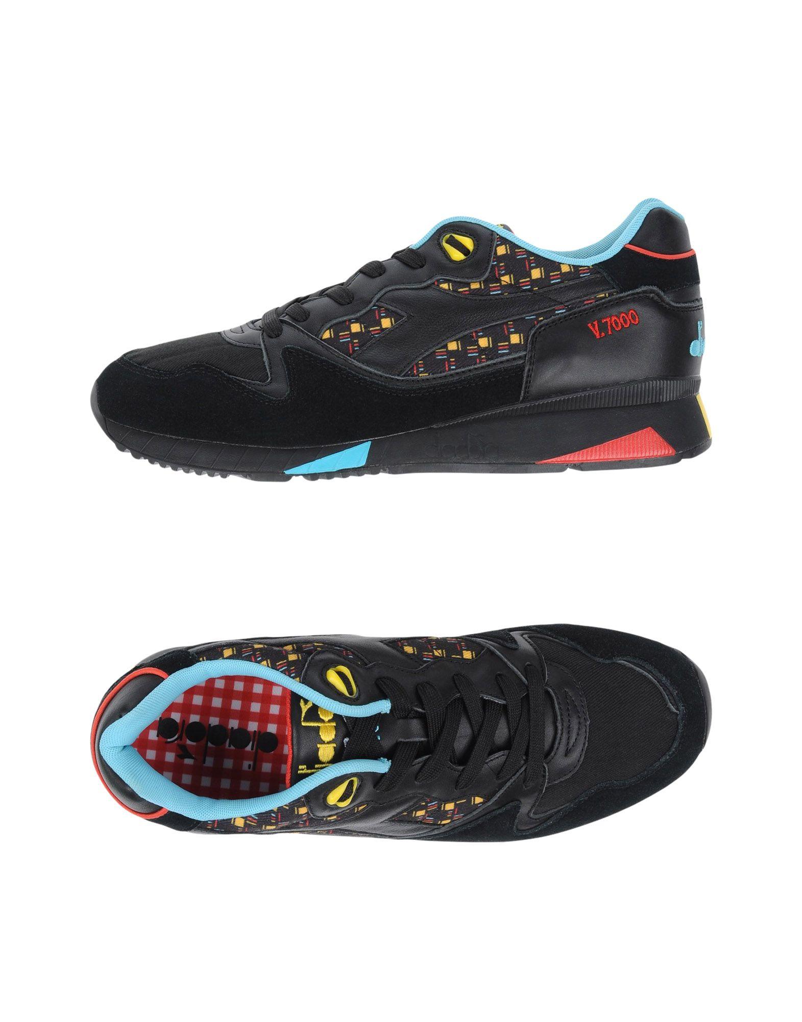 Rabatt echte Schuhe Diadora Sneakers Herren  11267294BT