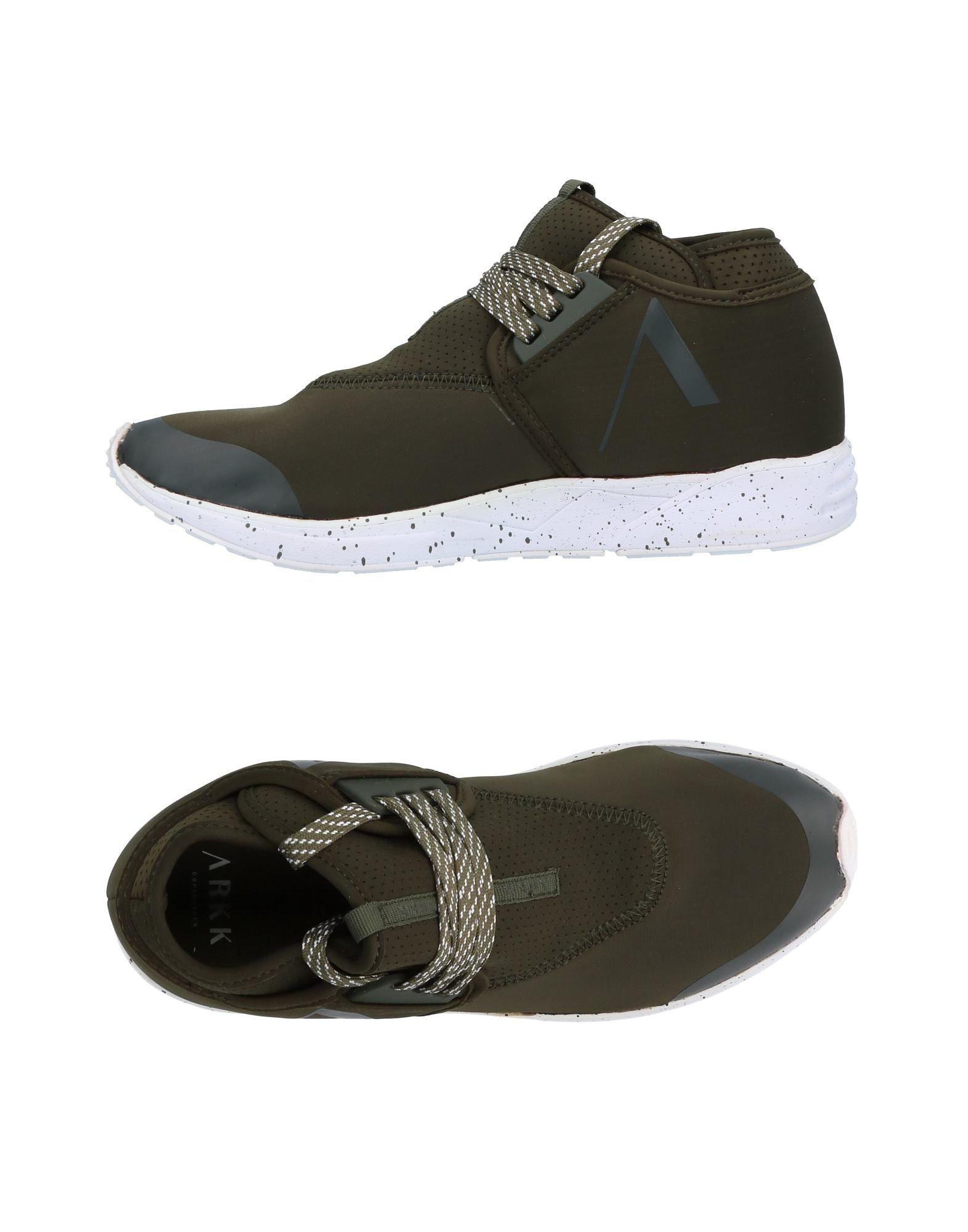 Rabatt echte Schuhe Arkk Copenhagen Sneakers Herren  11267366VQ