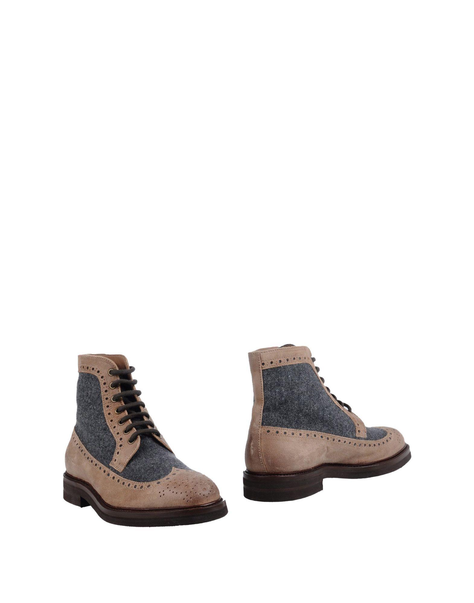 Brunello Cucinelli Stiefelette Herren  11267792BA Gute Qualität beliebte Schuhe