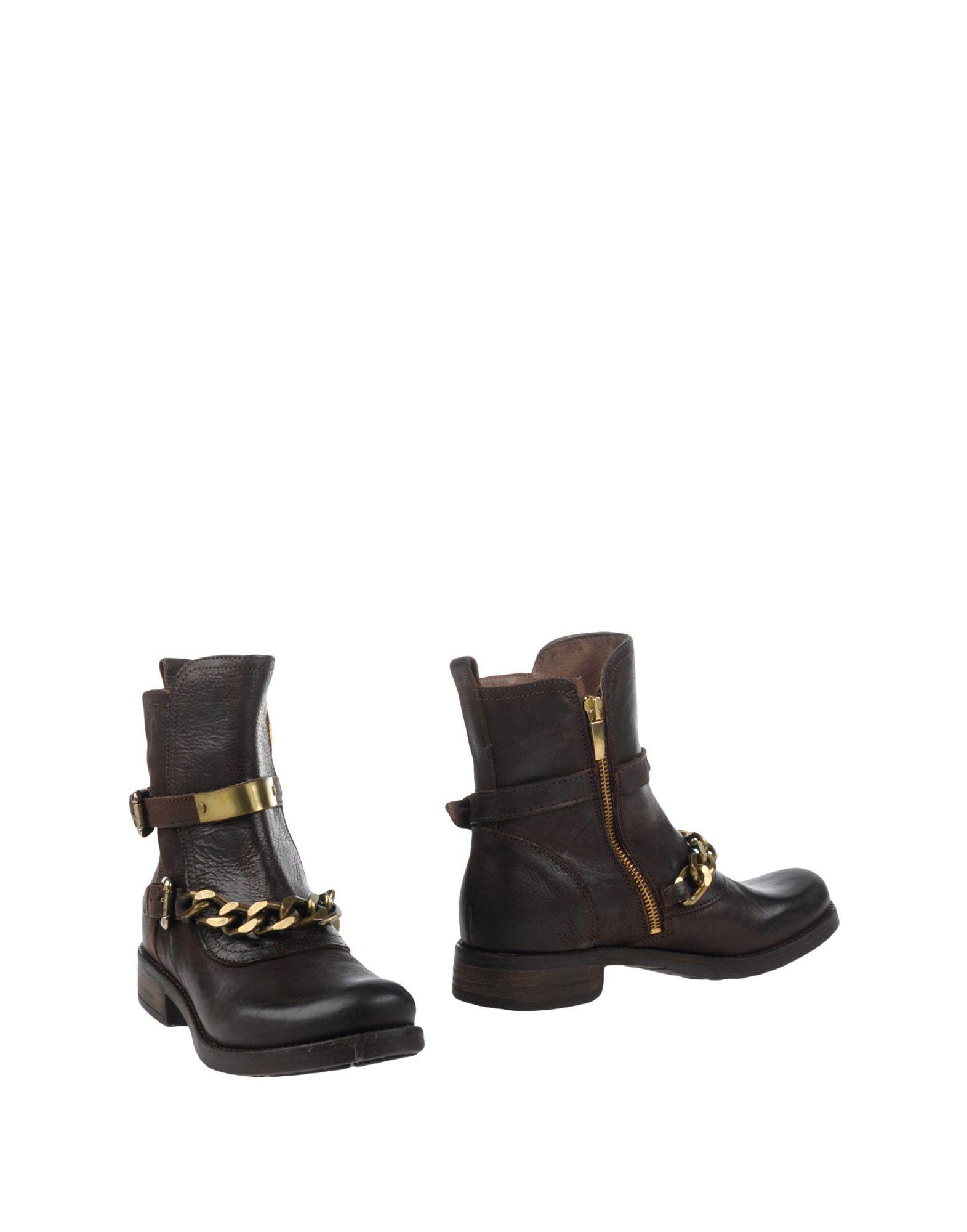 Manila Grace Denim Stiefelette Damen  11267824UMGut aussehende strapazierfähige Schuhe