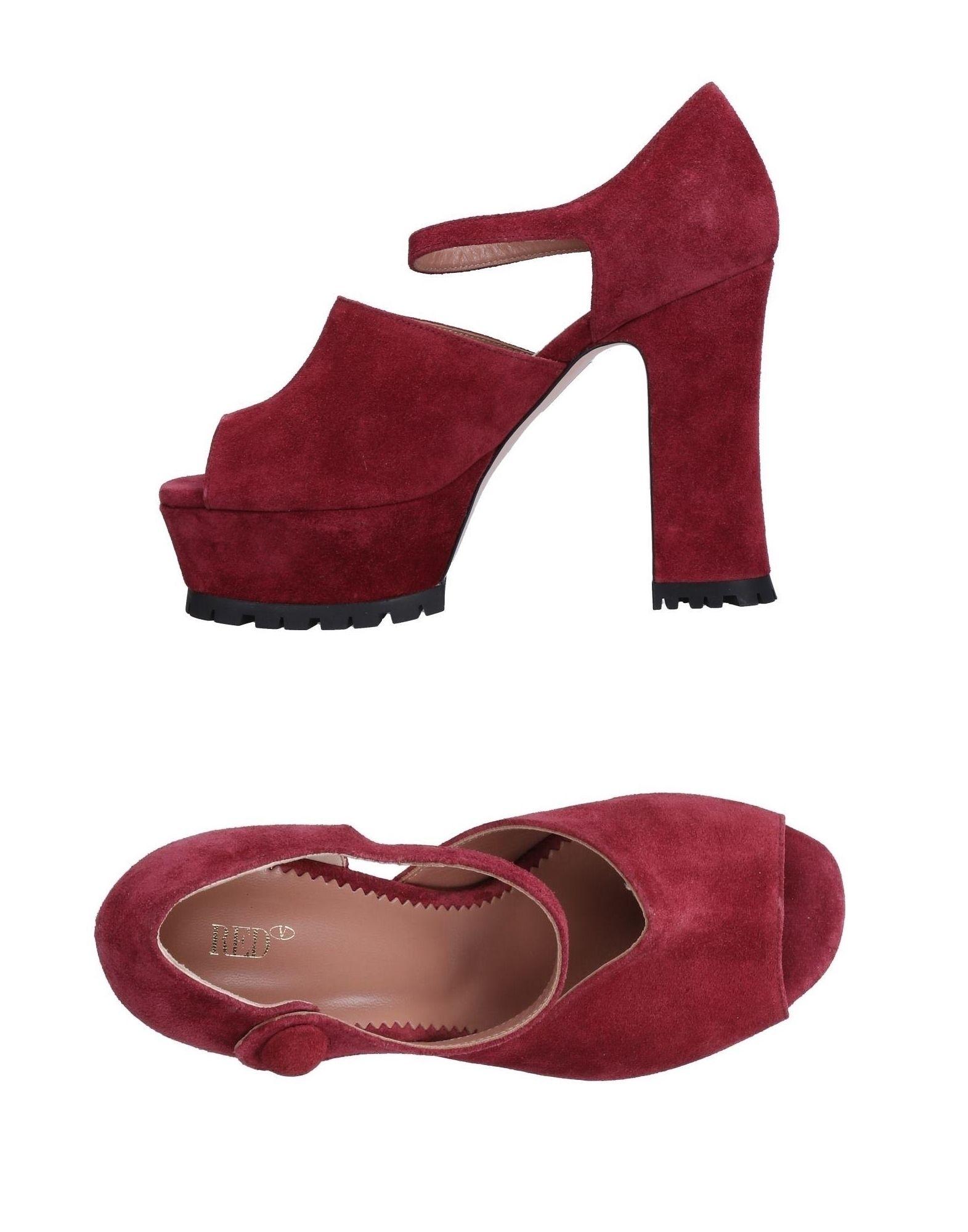 Moda Sandali Red(V) Donna - 11267842SL