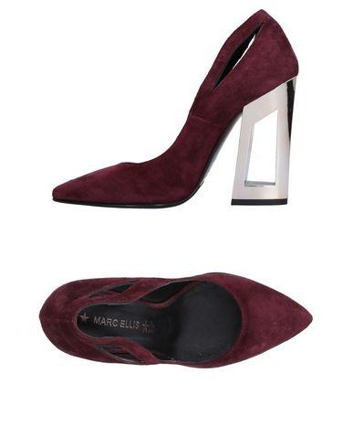 Los zapatos más mujeres populares para hombres y mujeres más Zapato De Salón Marc Ellis Mujer - Salones Marc Ellis - 11267989WO Burdeos 09749d