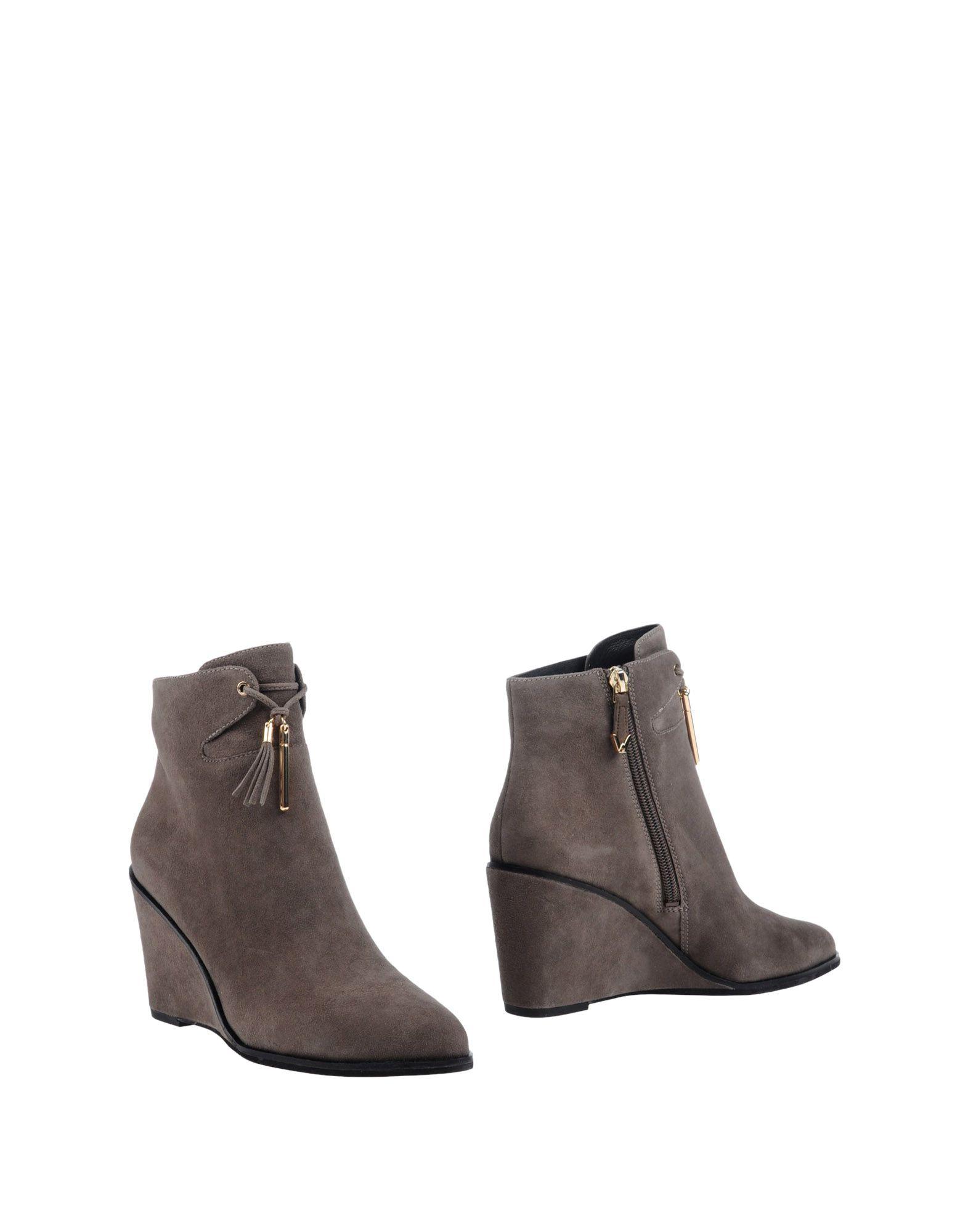 What For Stiefelette Damen  11268021WX Gute Qualität beliebte Schuhe