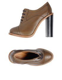 CHLOÉ Zapatos de cordones mujer oa7mR
