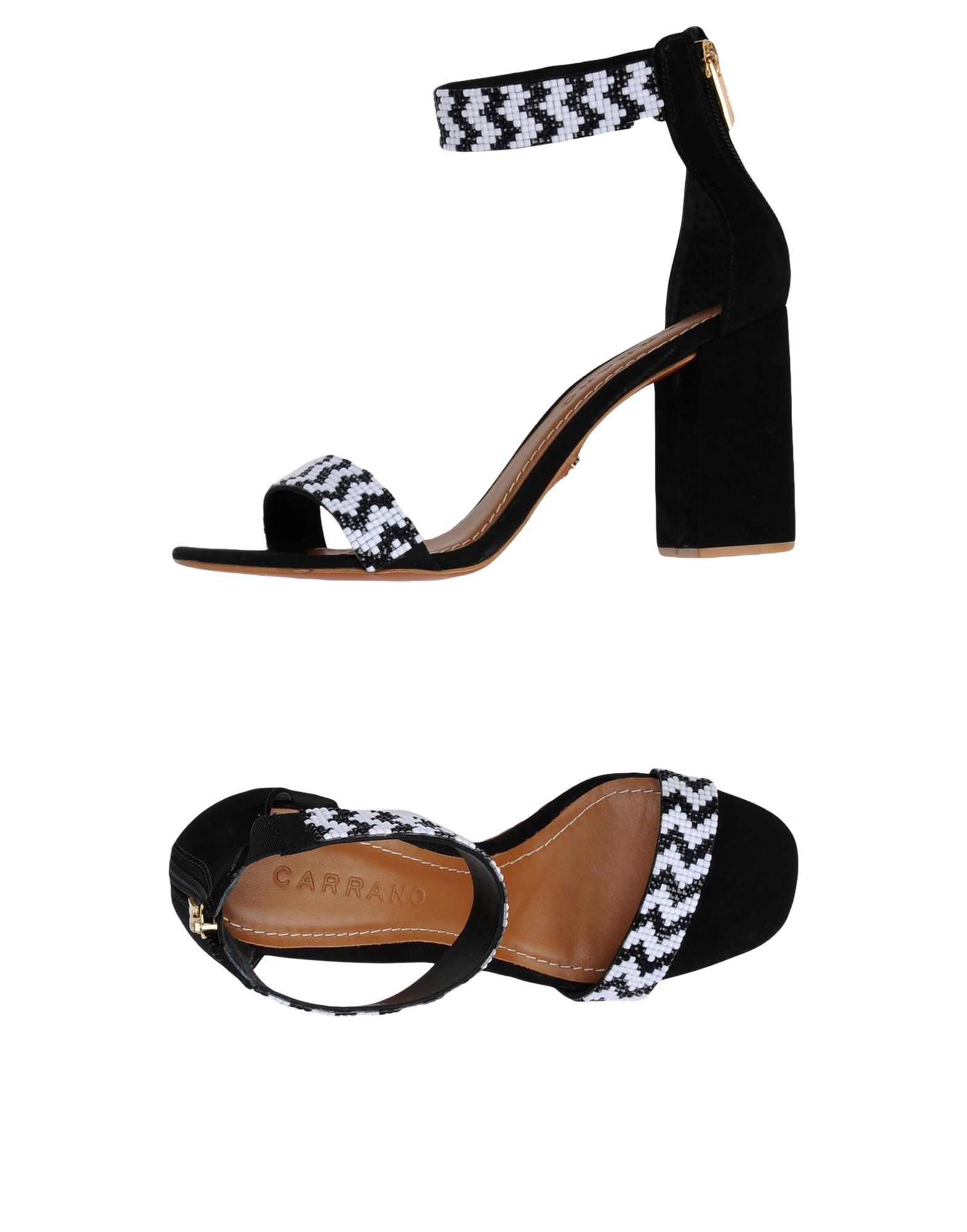 Stilvolle Damen billige Schuhe Carrano Sandalen Damen Stilvolle  11268619OE 513592