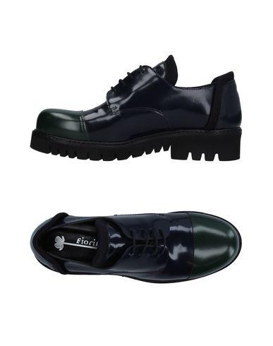 Casual salvaje Zapato De Cordones Fiorifrancesi Mujer - Zapatos De Cordones Fiorifrancesi   - 11268621UU Azul oscuro