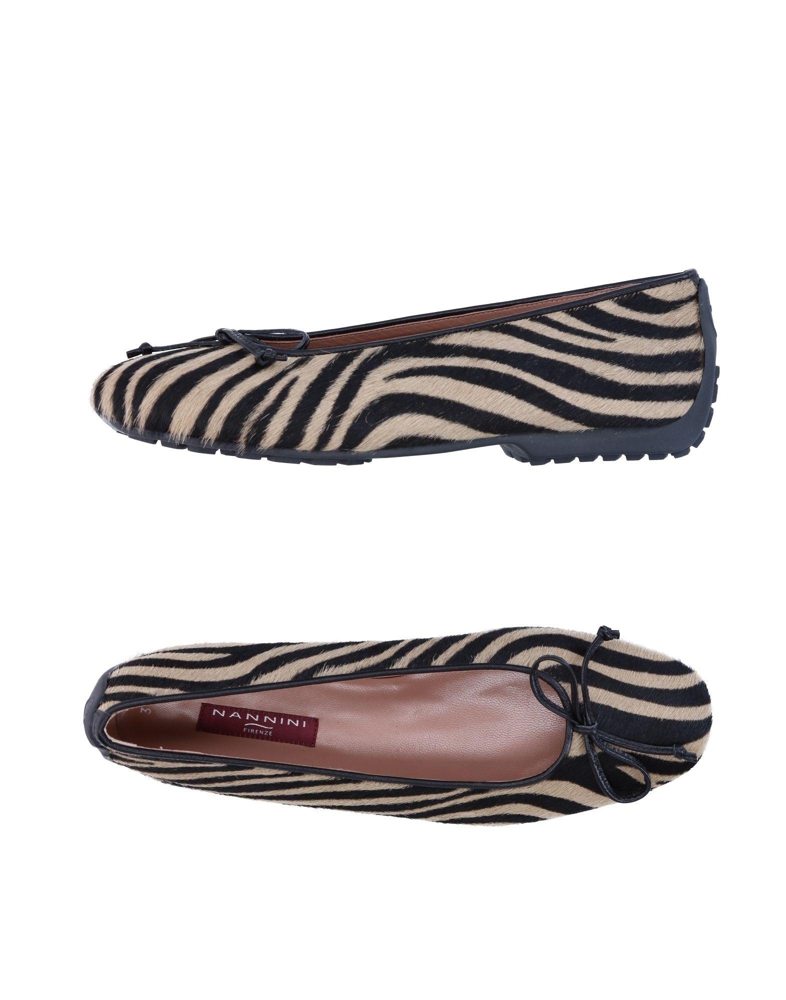 Nannini Ballerinas Damen   Damen 11268775AX Gute Qualität beliebte Schuhe cbcc54