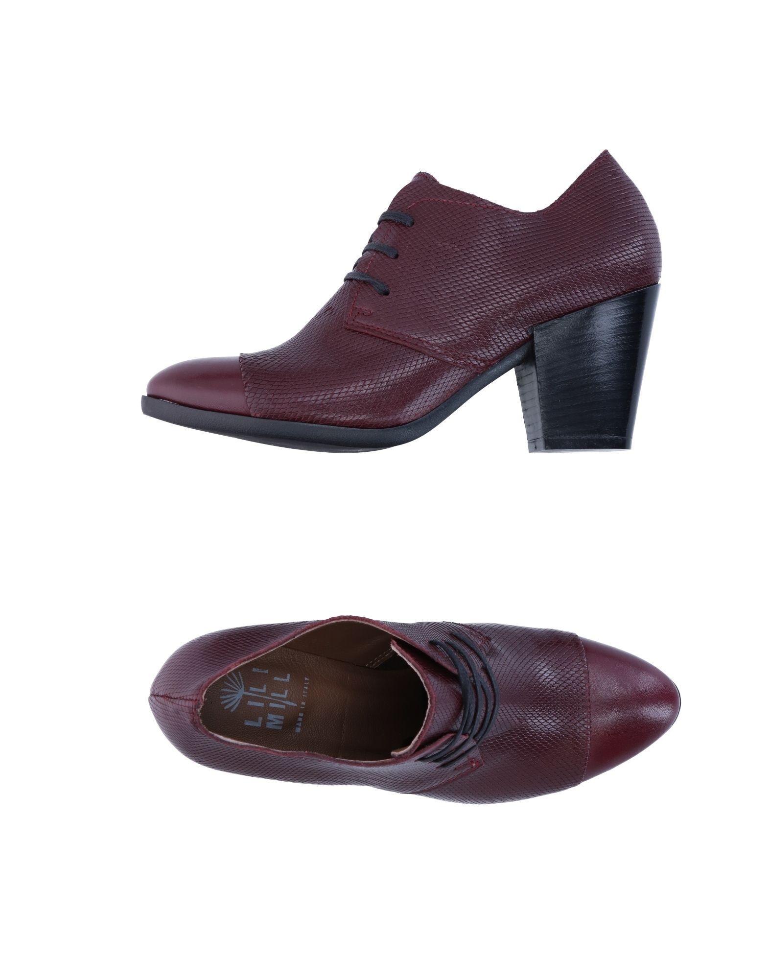 Lilimill Schnürschuhe Damen  11269249NQ Gute Qualität beliebte Schuhe