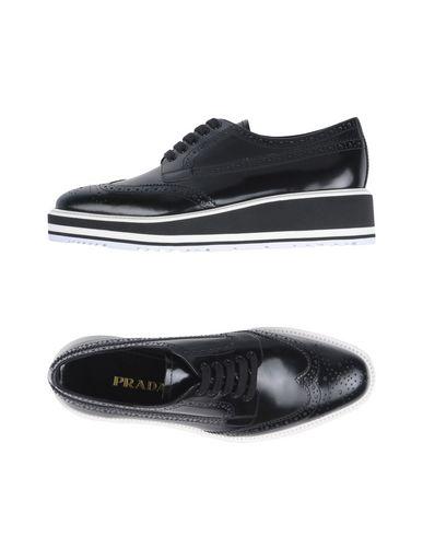 PRADA Zapato de cordones