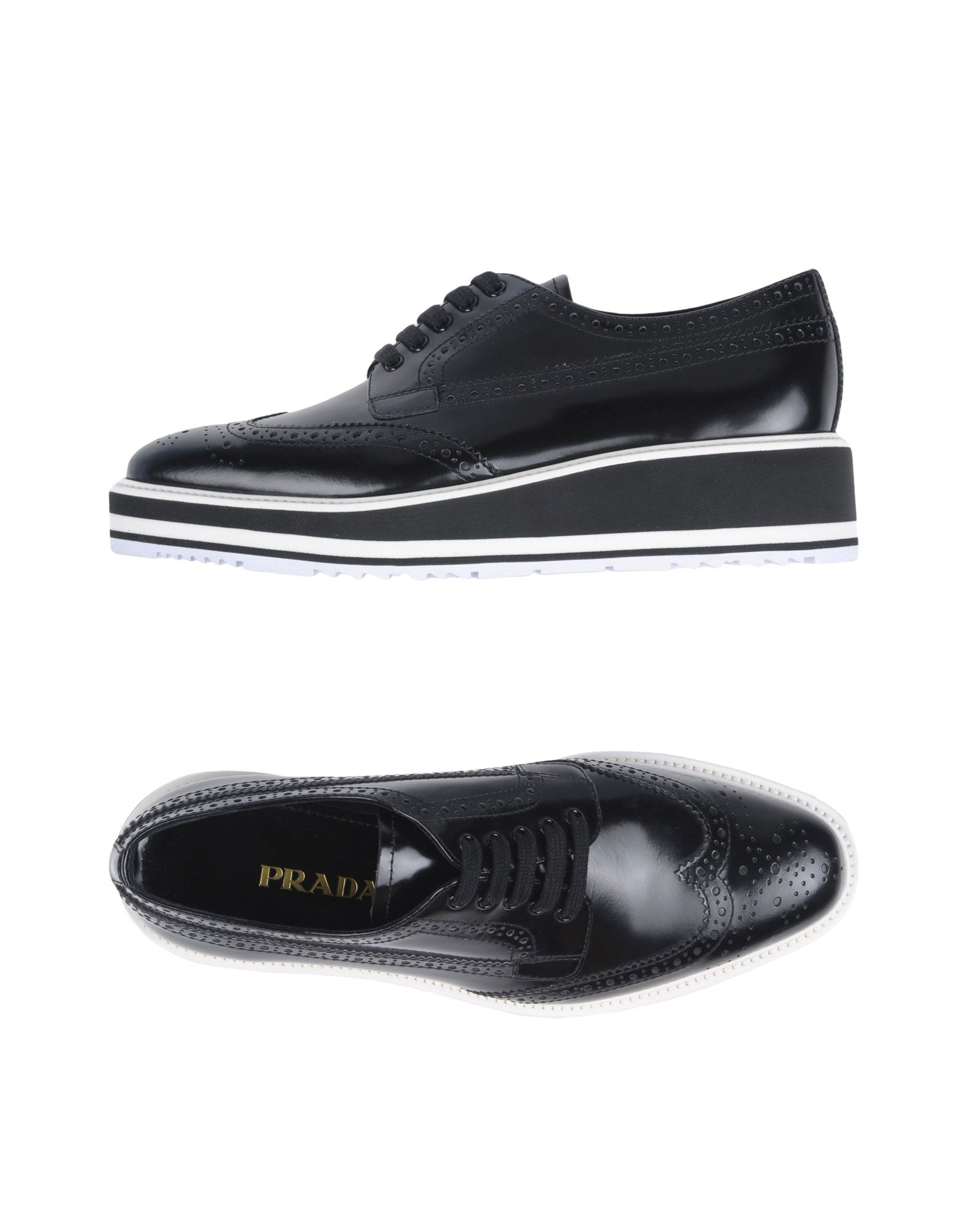 Prada Schnürschuhe Damen  11269405SSGünstige gut aussehende Schuhe
