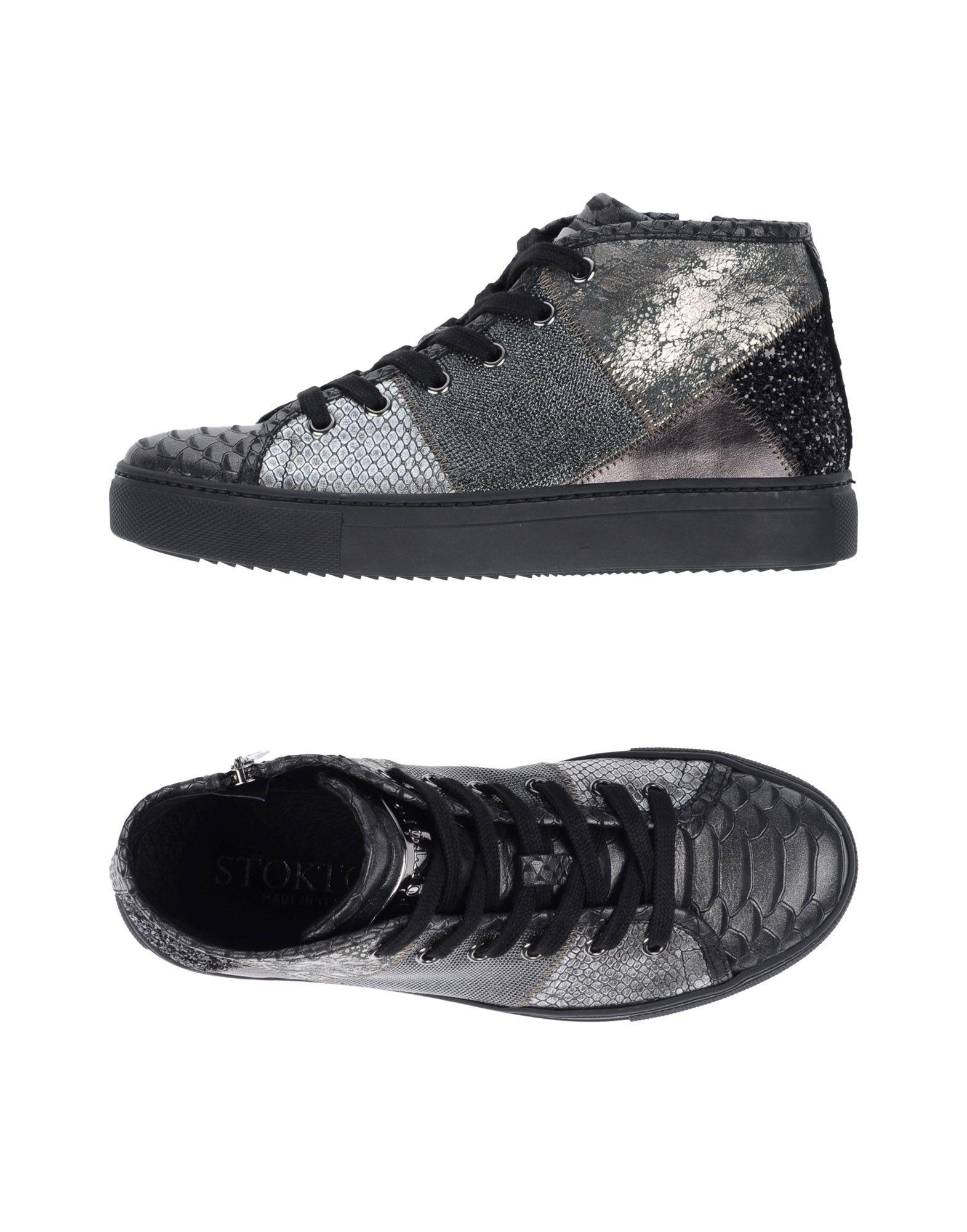 Gut um Sneakers billige Schuhe zu tragenStokton Sneakers um Damen  11269419BB 92479a
