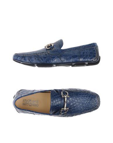Zapatos con descuento Mocasín Salvatore Ferragamo Hombre - Mocasines Salvatore Ferragamo - 11269448BV Azul marino