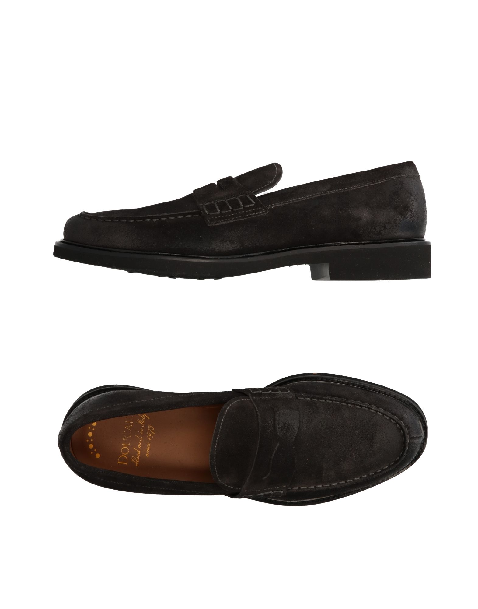 Haltbare Mode billige Schuhe Doucal's Mokassins Herren  11269494EK Heiße Schuhe