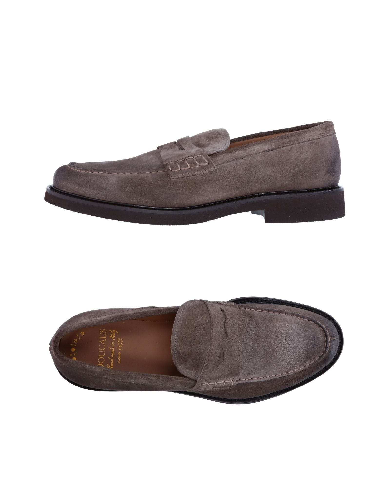 Doucal's Loafers - Men Doucal's Loafers online - on  United Kingdom - online 11269494UP 49682f