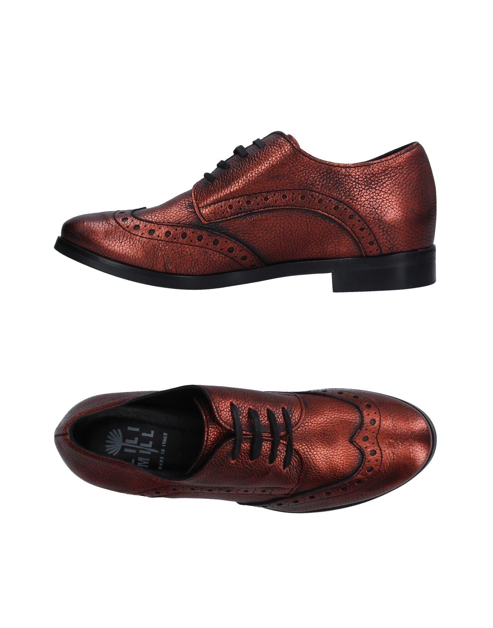 Lilimill Schnürschuhe Damen  11269514KI Gute Qualität beliebte Schuhe