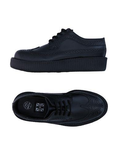 Zapato Cordones De Cordones T.U.K Mujer - Zapatos De Cordones Zapato T.U.K - 11269582AS Negro d0c0ff
